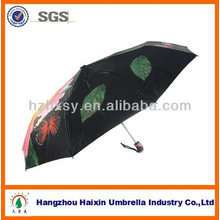 21'' 8k Flower Printing Fancy Bali Umbrellas 2018 Fashion Folding Umbrella