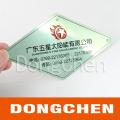 Plaque signalétique et autocollants en métal de cuivre haute qualité personnalisés (DC-H)