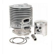 Peças de cilindro de motosserra barato de gasolina de alumínio