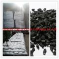 Carvão activado de coco indonésio em negro de carbono