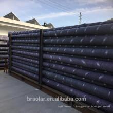 40w lampe solaire réverbère solaire led éclairage route galvanisé support réglable pour panneau solaire