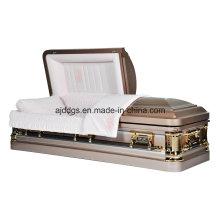 16GA, 18ga, 20ga du cercueil métallique ouest