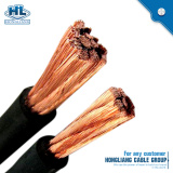 Cu/CCA Conductor Rubber /PVC Insulate Welding Cable/Machine Cable (YH/YHF)