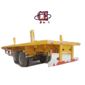Log Wood Transport  Loader Transport Semi Trailer