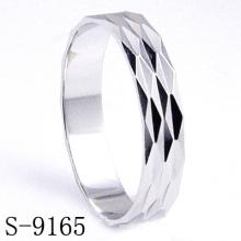 Anillo de bodas de la joyería de la plata esterlina de la manera 925 (S-9165)