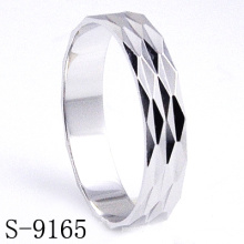 Обручальное кольцо ювелирных изделий стерлингового серебра способа 925 (S-9165)