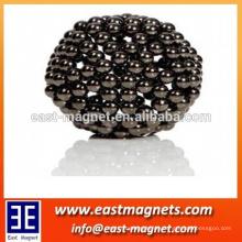 Hoher professioneller magnetischer Spielzeugmagnet Großhandels- / Kugelformmagnet für Verkauf