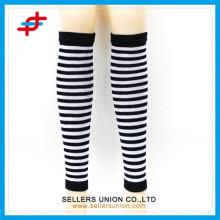 Manteau de compression en bétail d'usine / chauffe-jambes élégant pour femme