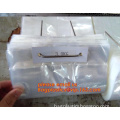 Virgin Clear Plastic Wicket LDPE Bag for fruit/vegetable package, Poly Ice Bag on Wire Wickets