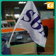 Weltmeisterschaft-Auto-Windsock-Flaggen, die Auto-Flagge hängen