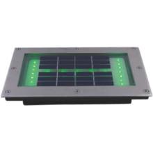 CE-Zulassung Großhandel solar betriebene led Ziegel Licht JR-3219