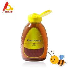 Miel y leche crudas de girasol