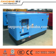 15kw 3 phase diesel generator soundproof silent diesel genset