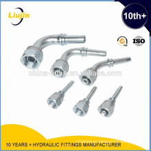 Suministro de fábrica completamente surtido -20141 / 20141-t accesorio hidráulico para manguera