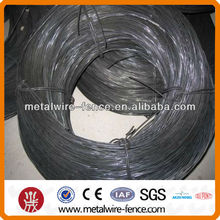 Soft Annealed Black Iron Wire Factory