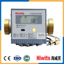 Low Cost Heat Meter Ultrasonic Liquid Flow Sensor