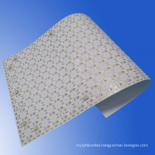 Slim, light weight, Sizes and shape cuttable LED light sheet carpet