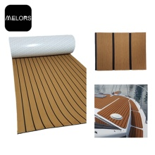 Melors Synthetic Teak Boat Decking Marine Deck Mats