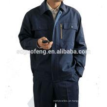 Alta qualidade nova chegada khaki chino calça casual calças tecidos