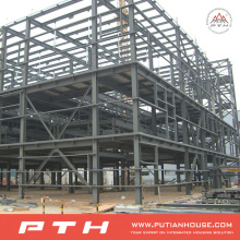 Customized Low Cost Large Span Steel Structure Warehouse