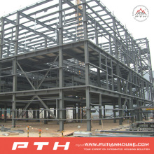Pth Customized Design Estructura de acero prefabricada Warehouse