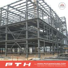 Entrepôt de structure métallique sur mesure économique 2015
