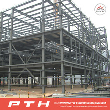 Pth Customized Design Prefab Steel Structure Warehouse