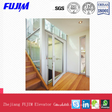 Landing 2/2 Passenger Elevator with Machine Roomless Home Lift