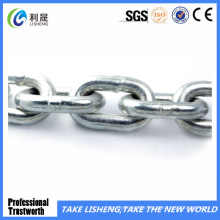 Galivanized DIN766 Short High Quality Link Chain