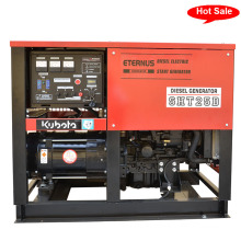 Standby Open Type Genset 10kw (ATS1080)