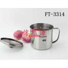 Stainless Steel Water Mug (FT-3314)