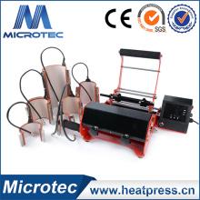 Mejor 6 en 1 multifuncional sublimación taza Digital prensa máquina