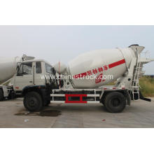 Dongfeng 6m3 small concrete mixer truck