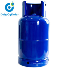 Blue Gas Bottle 15kg Cooking Gas Cylinder for Sale Camping Outdoor BBQ