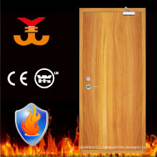 UK Standard BS 60mins residential fire wood doors
