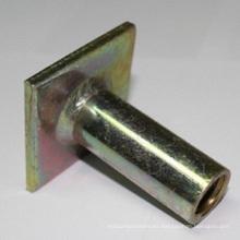 Hormigón prefabricado que se eleva placa de zinc plateado anclas