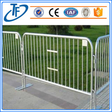 Construction Crowd Control Barriers for sale