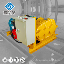 Widely Used Top Quality 12v electric capstan Hydraulic Used Mini Cranes winch