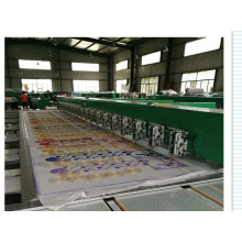 Embroidery Machine for Leather/Cloth with Good Technology