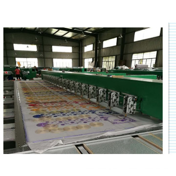 Top Quality Embroidery Machine for Garment Industry
