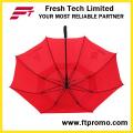 Parapluie de golf auto-ouvert de 30 * 8k avec votre logo