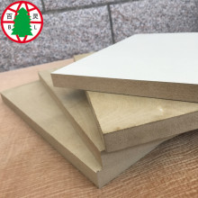 High Permance for White Melamine MDF 18mm MDF sheet melamine MDF board export to Hungary Importers