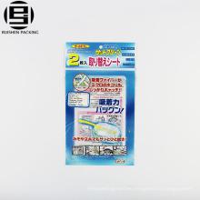 Full color printing bopp adhesive packing bag Japan market