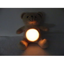 El nuevo juguete hermoso diseñado del oso llevó la opción ligera de la calidad