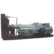 Grupos geradores a diesel Motor Orginal MTU