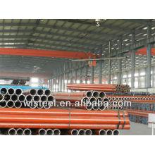 Astm a53 a106 b prix de l'acier par tonne