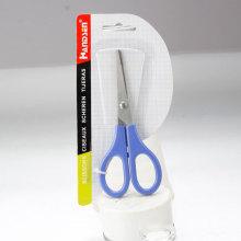 """5.5"""" Blue Metal Scissor"""