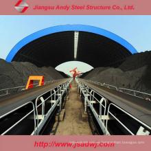 Prefabricated Long Span Steel Techos Precio Usado Storage Sheds Venta
