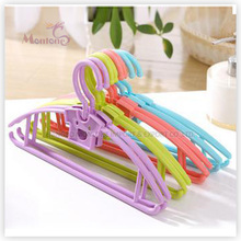 PP Plastic Kids Clothes Hanger Set of 2