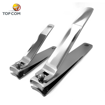 Luxury pedicure set advertising foot nail clipper